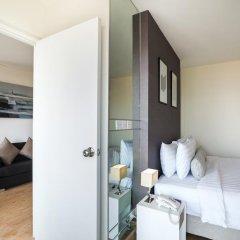 Aster Hotel And Residence 4* Улучшенная студия фото 6
