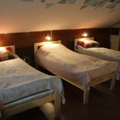 Hostel Cherdak Кровать в общем номере фото 25