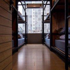 Nap@pan Hostel Кровать в общем номере фото 6