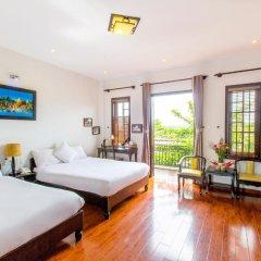 Отель Riverside Impression Homestay Villa 3* Номер Делюкс с 2 отдельными кроватями фото 7