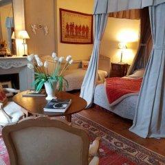 Отель Château De Beaulieu 3* Стандартный номер фото 6