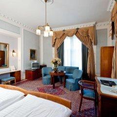 Hotel Regina 4* Номер Делюкс фото 2