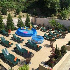 Мини-отель Папайя Парк бассейн фото 3