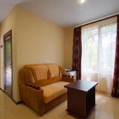 Гостиница Guest House Lesnik Люкс с различными типами кроватей фото 6