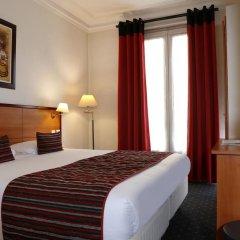 Отель Coypel 3* Стандартный номер с двуспальной кроватью фото 3