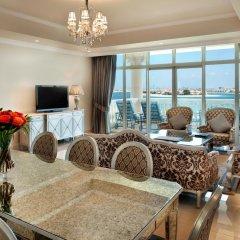Kempinski Hotel & Residences Palm Jumeirah 5* Улучшенный люкс с двуспальной кроватью фото 5