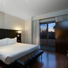 Hotel Eurostars Monte Real 4* Стандартный номер с различными типами кроватей фото 4
