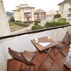 Отель Apartamentos Playa del Sable Испания, Арнуэро - отзывы, цены и фото номеров - забронировать отель Apartamentos Playa del Sable онлайн балкон