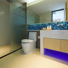 Отель Deep Blue Z10 Pattaya Стандартный номер с различными типами кроватей фото 10