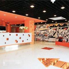 Отель Pod Inn Xi'an Xiaozhai Giant Wild Goose Pagoda Китай, Сиань - отзывы, цены и фото номеров - забронировать отель Pod Inn Xi'an Xiaozhai Giant Wild Goose Pagoda онлайн спортивное сооружение