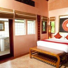Отель Sandalwood Luxury Villas 5* Люкс с различными типами кроватей фото 11