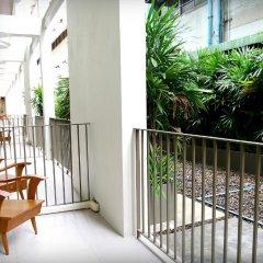 Chern Hostel Стандартный номер с различными типами кроватей фото 4