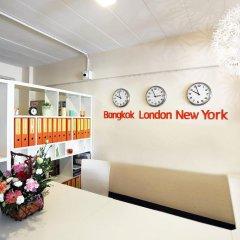 Отель BB Home Таиланд, Бангкок - отзывы, цены и фото номеров - забронировать отель BB Home онлайн интерьер отеля фото 2