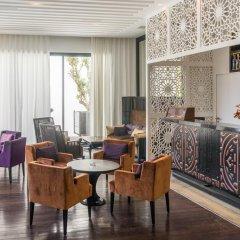 Отель Villa Diyafa Boutique Hôtel & Spa Марокко, Рабат - отзывы, цены и фото номеров - забронировать отель Villa Diyafa Boutique Hôtel & Spa онлайн интерьер отеля фото 3