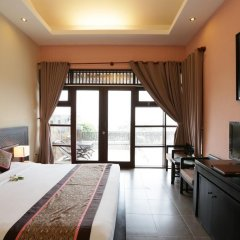 Отель Romana Resort & Spa 4* Вилла с различными типами кроватей фото 13