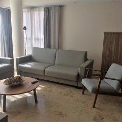 Отель Apartamentos Plaza Picasso Испания, Валенсия - 2 отзыва об отеле, цены и фото номеров - забронировать отель Apartamentos Plaza Picasso онлайн комната для гостей фото 2