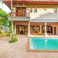 Отель Phuket Private Havana Villa бассейн фото 2