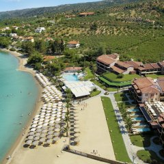 Anthemus Sea Beach Hotel and Spa бассейн фото 2