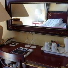 Отель Hotell Refsnes Gods 4* Стандартный номер с 2 отдельными кроватями фото 5