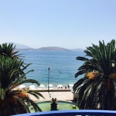 Hotel Ari пляж фото 2