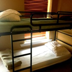 Dc International Hostel Кровать в общем номере фото 7