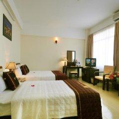 Duy Tan 2 Hotel 3* Стандартный номер с различными типами кроватей фото 3