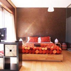 Апартаменты Studio Guimarães интерьер отеля