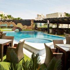 Отель Bristol Hotel Иордания, Амман - 1 отзыв об отеле, цены и фото номеров - забронировать отель Bristol Hotel онлайн бассейн фото 3