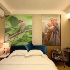 Апартаменты Guangzhou Chimelong Heefun International Service Apartment Номер Делюкс фото 8