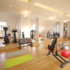 Отель Zepter фитнесс-зал фото 2