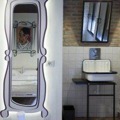 Room007 Ventura Hostel Кровать в общем номере с двухъярусной кроватью фото 6