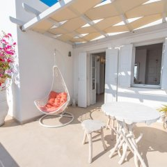 Отель Santorini Secret Suites & Spa 5* Вилла Junior с различными типами кроватей фото 17