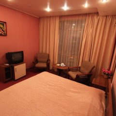 Гостиница Тис 2* Стандартный номер с разными типами кроватей фото 4