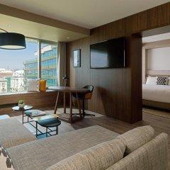 Budapest Marriott Hotel 5* Полулюкс с различными типами кроватей фото 5