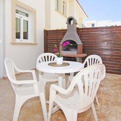 Отель Villa Alina Кипр, Протарас - отзывы, цены и фото номеров - забронировать отель Villa Alina онлайн балкон