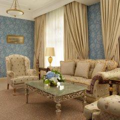 Рэдиссон Коллекшен Отель Москва 5* Люкс с разными типами кроватей фото 2