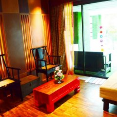 Patong Beach Hotel 4* Полулюкс с различными типами кроватей фото 4