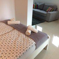 Отель erApartments Wronia Oxygen Апартаменты с различными типами кроватей фото 5