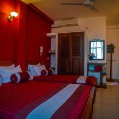 Отель Villa Baywatch Rumassala 3* Номер Делюкс с различными типами кроватей фото 6