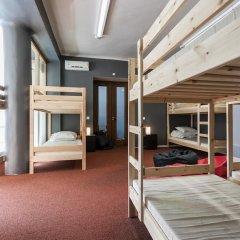United Backpackers Hostel Кровать в общем номере