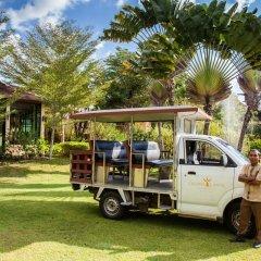 Отель Crown Lanta Resort & Spa Ланта городской автобус