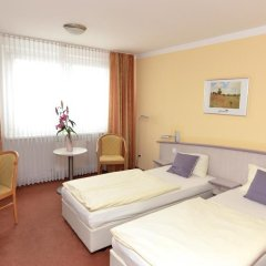 Panorama Inn Hotel und Boardinghaus 3* Стандартный номер с различными типами кроватей фото 8