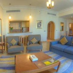 Отель Royal Club at Palm Jumeirah Апартаменты с двуспальной кроватью фото 17