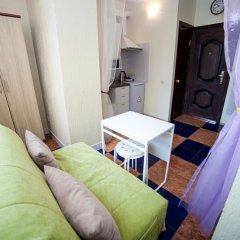 Гостиница Ласточкино гнездо Улучшенная студия с разными типами кроватей фото 7