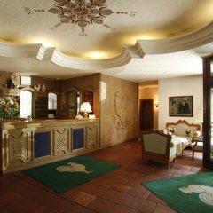 Hotel Garni Zum Gockl Унтерфёринг интерьер отеля