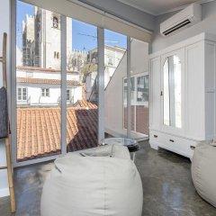 Отель Emporium Lisbon Suites 4* Улучшенный люкс с различными типами кроватей фото 14