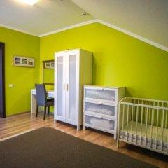 Гостевой дом Лорис Апартаменты с двуспальной кроватью фото 10