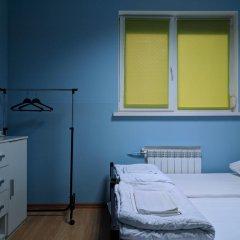 Pallet Hostel комната для гостей