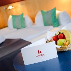 AMEDIA Hotel Dresden Elbpromenade 3* Стандартный номер с различными типами кроватей фото 4