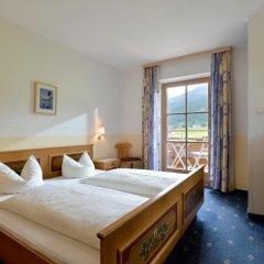 Отель Pension Edelweiss Австрия, Зёлль - отзывы, цены и фото номеров - забронировать отель Pension Edelweiss онлайн комната для гостей фото 5